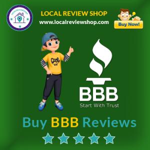 Buy BBB Reviews