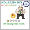 buy negative google reviews